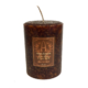 Amber essence candles