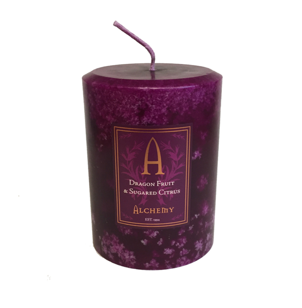 Dragon Fruit scented candles