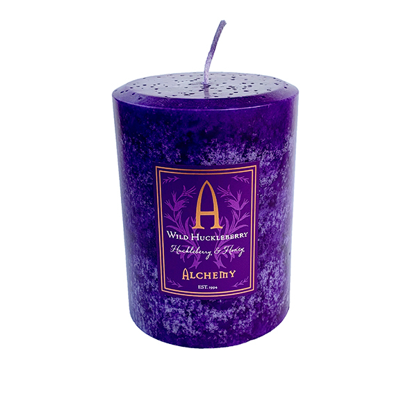 Wild Huckleberry & Honey Candle