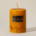 Madagascar Burbon Vanilla candle and Milky White Musk
