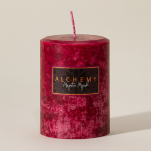 Majestic Myrrh is a scent from the Alchemy Candles 2020 Fall candle collection.
