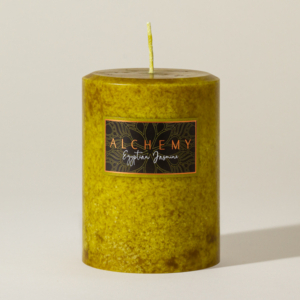 Egyptian Jasmine Hand-Crafted Candle
